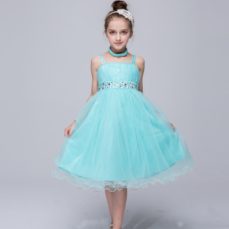 12 years Girls Kids Dresses for Girl sexy Lace Formal Evening Gown Wedding Princess Dress blue red Tutu Party Children Clothing 3 4 dn15 sanitary stainless steel ball valve 2 way 316 quick install food grade pneumatic valve double acting straight way