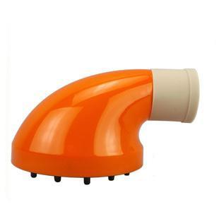blue green orange professional hair dryer universal volumizing diffuser styling tool