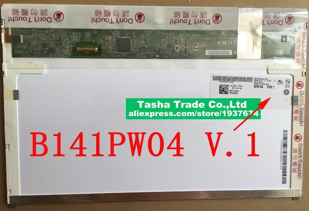 14.1 LCD Screen LP141WP3 TLA1 LTN141BT09 B141PW04 V0 LVDS 40pins 1440*900 for IBM T410 T410i LCD14.1 LCD Screen LP141WP3 TLA1 LTN141BT09 B141PW04 V0 LVDS 40pins 1440*900 for IBM T410 T410i LCD