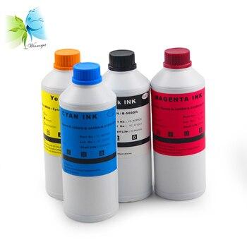 500ml BK C M Y Heat Transfer Sublimation Ink For Epson Stylus Pro B-300dn B-500dn B-310dn B-510dn Printer
