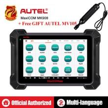 Autel MaxiCOM MK908 as Autel MS908 OBDII Diagnostic Tool Auto OBD2 Scanner ECU Coding Automotive Tools Full System Code Scanner все цены