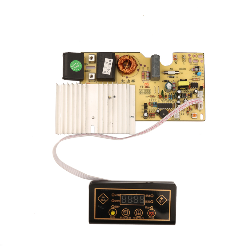 1800-2000W 220V number display circuit board PCB for induction cooker board repair infrared thermal imaging diagnosis for pcb repair device fault diagnosis components determine circuit board short circuit