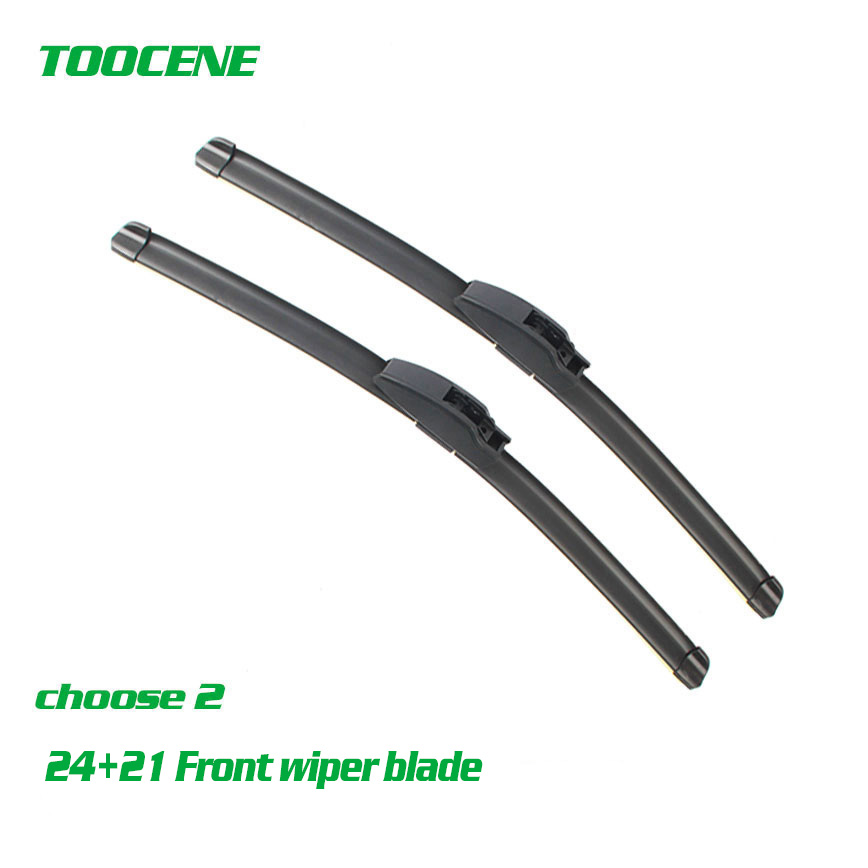 Front And Rear Wiper Blades For Peugeot 406 1995 2004 Windscreen Windshield Wipers Auto Car Accessories 24 21 14 in Windscreen Wipers from Automobiles Motorcycles
