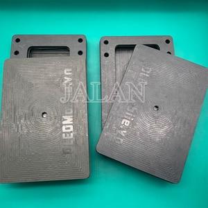 Image 4 - JALAN قالب تصفيح الإطار ، لهاتف Samsung S10Plus S10 5G S9 Plus S8 Plus S7 Note 8/9/10/10 Plus ، زجاج LCD بدون موجة