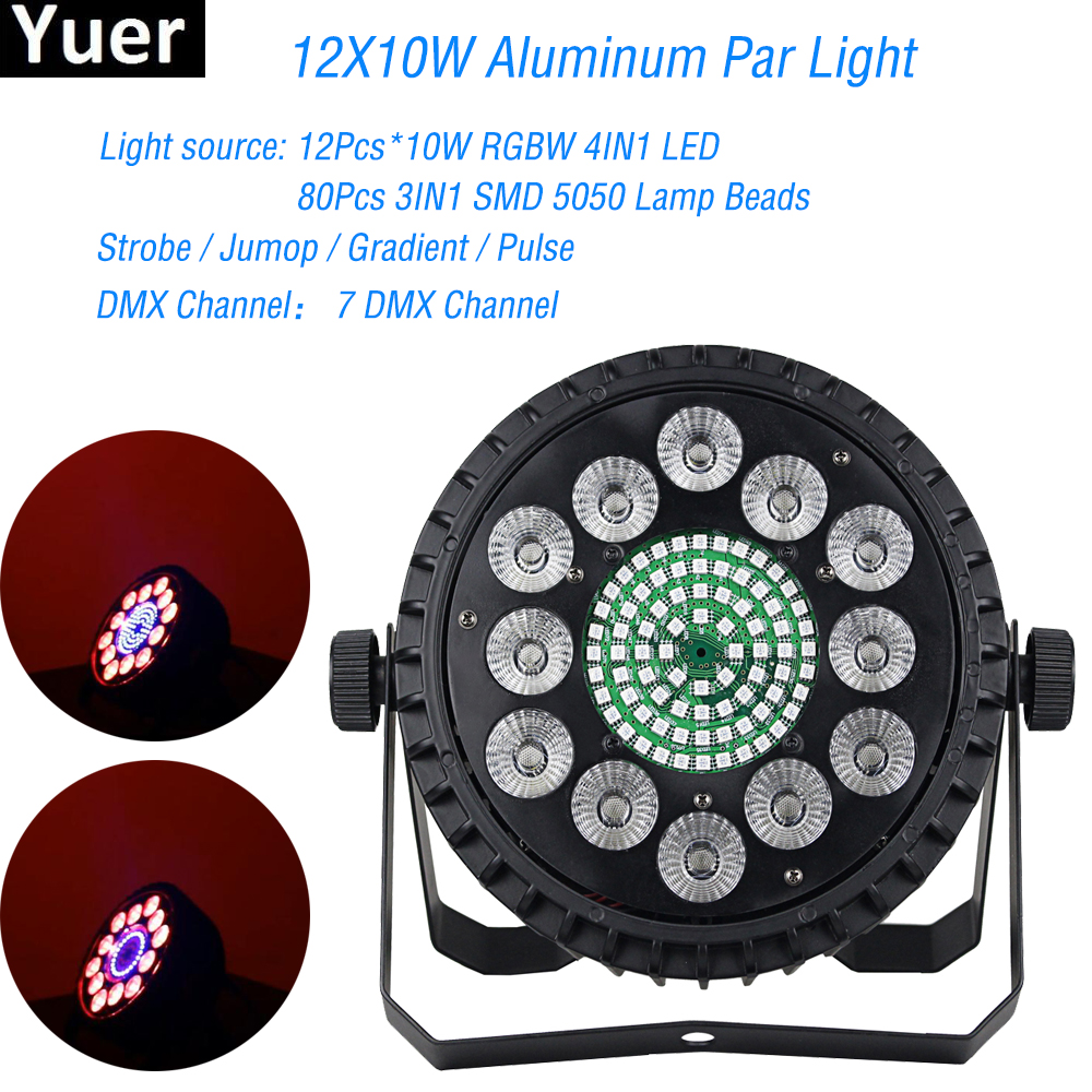 NEW Design LED Par Light 12x10W RGBW 4IN1 Par Can DMX512 Remote Par Light For DJ Disco Home Party DMX Stage Lightimg Indoor NEW Design LED Par Light 12x10W RGBW 4IN1 Par Can DMX512 Remote Par Light For DJ Disco Home Party DMX Stage Lightimg Indoor