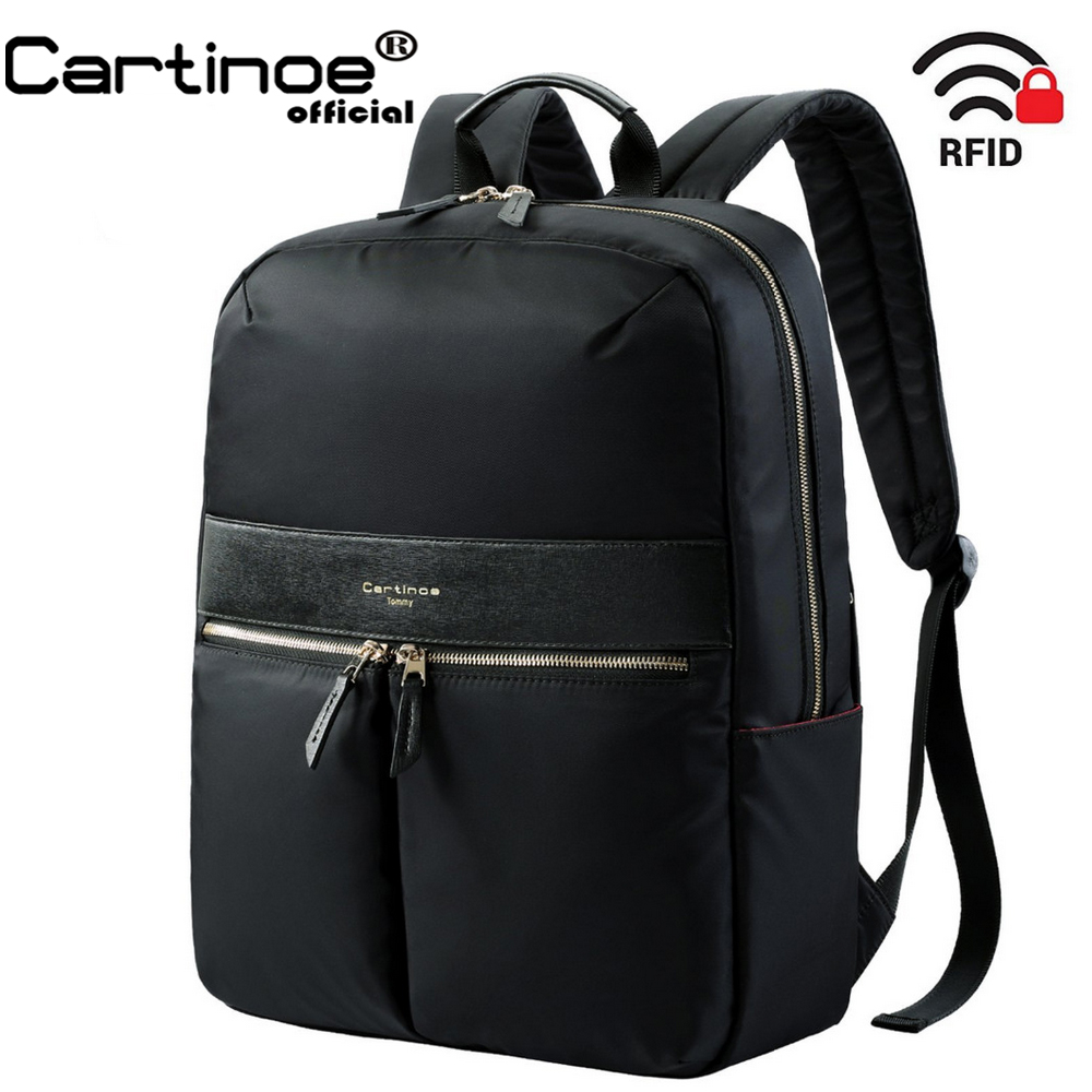 15 Inch RFID Blocking Lightweight Laptop Backpack 14 Inch School Bag Laptop Bag For Macbook Air 15 Case Business Travel Backpack