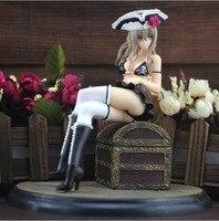 HKXZM Anime Figure 18 CM AlphaMax 1/8 Scale Shining Ark Velvet Batrass Boxed PVC Figure Toy Doll Collection Model Gift
