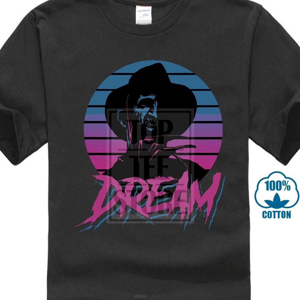f3c1ff8d5c5 Dream Freddy Krueger T Shirt 80 S Style Cult Film Movie Birthday Present  Gift