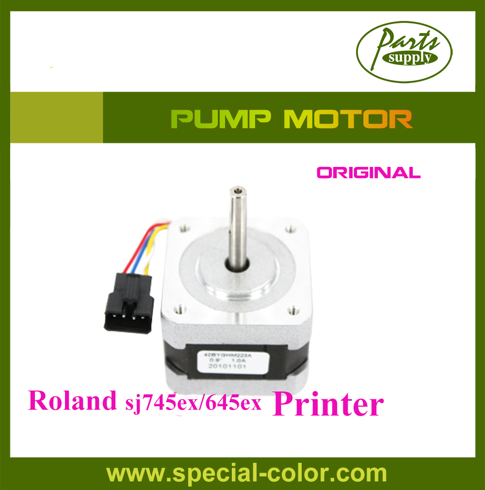 Japan Ink Pump Motor for Roland SJ745ex/645ex new ink pump for roland sp540v 300