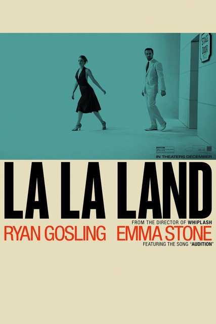 La La Land Film Aquarell Inkjet Stoff Poster 36 X 24 20 X13 08