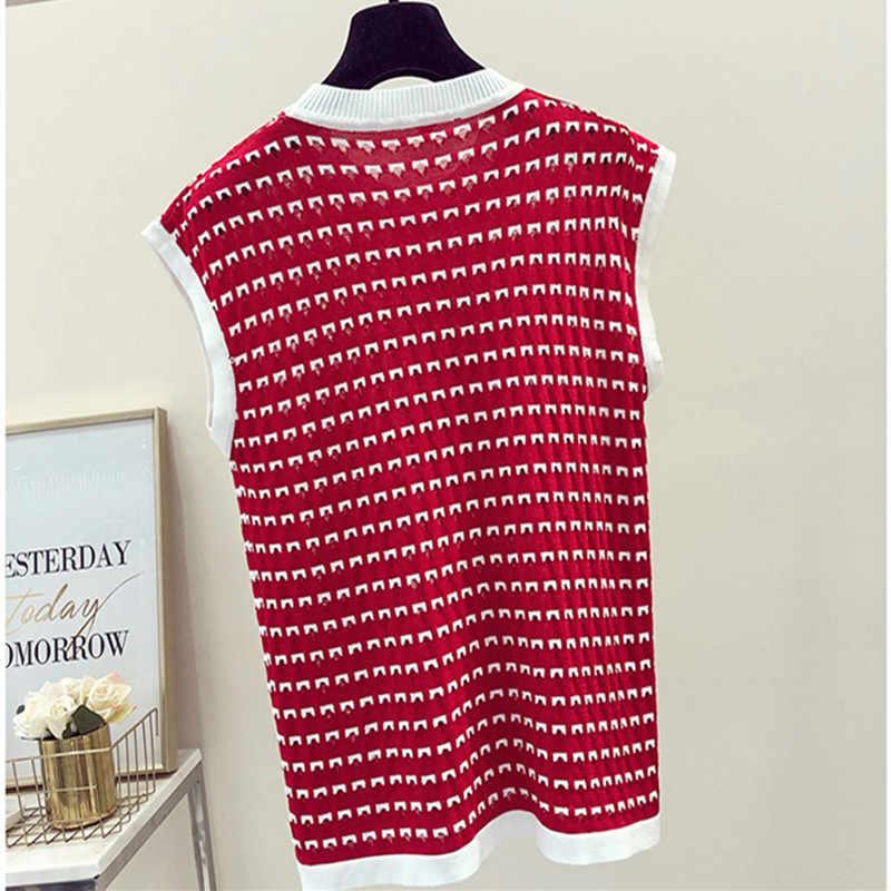 2019 Новая женская блузка летняя рубашка женская сексуальная рубашка без рукавов красные синие желтые черные белые женские повседневные топы Женская одежда