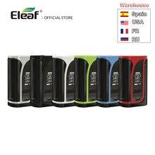 Depósito Original Eleaf iKuu i200 TC Box Mod con batería integrada de 4600mAh VW/TC modo 510 rosca cigarrillo electrónico