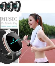 HL Bluetooth 4.0 Sports Smart Bracelet Heart Rate Fitness Tracker Call Reminder for Android iOS  AUG 25  E21