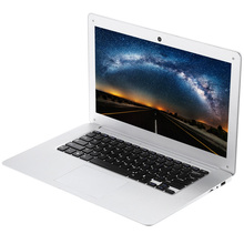 Jumper Ezbook 2 Ultrabook Laptop Windows 10 Home Intel Cherry Trail X5-Z8300 Quad Core 1.44GHz 4GB+64GB HDMI 14.1 inch Notebook