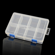 free shipping IC storage bag thicken Category Box Sealed bin Home Component screw case Drug needlework part  jewelry tool box