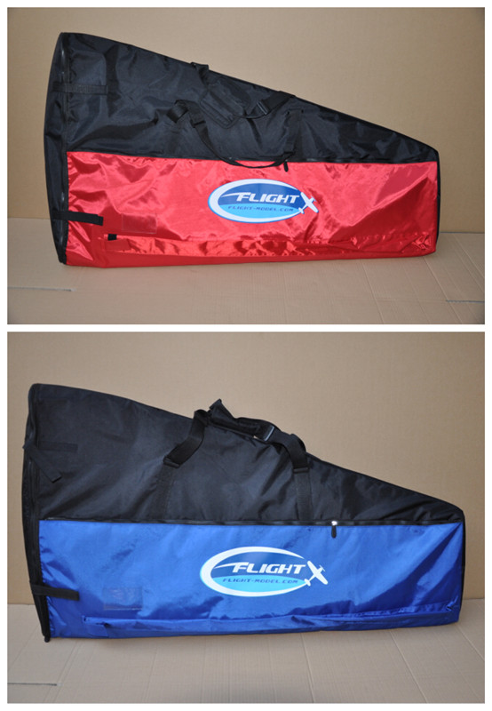 New Flight Model 85-120cc Airplane Protective Wing Bag For 86-93in 3D plane(85-120CC) Gas Airplane With Two Pockets new phoenix 11207 b777 300er pk gii 1 400 skyteam aviation indonesia commercial jetliners plane model hobby