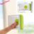 Feliz Cereja Porta de Correr Fechaduras de Segurança para Crianças Para O Armário, janela, Prova do bebê-Verde Claro