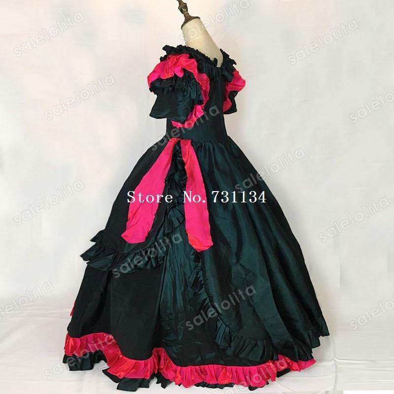 Historiques 18th Victorienne Picture Mascarade Costumes Déguisement As Siècle Femmes 5EPZUHqn