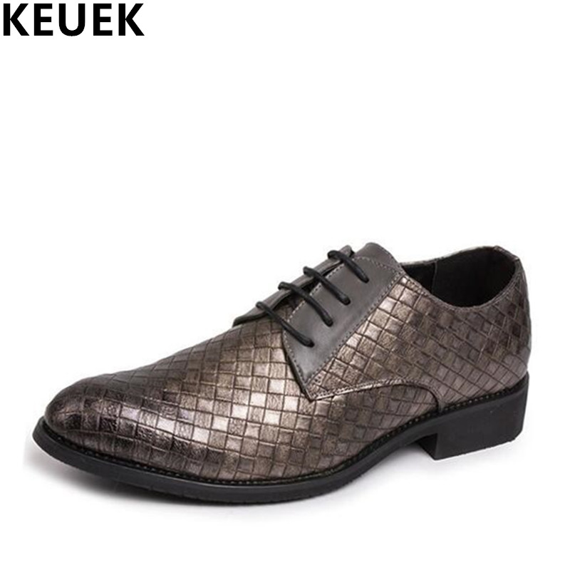 New arrival Fashion Men Oxford shoes Spring Autumn Male Flats Casual Business shoes Black Pointed-toe 022 new arrival spring autumn fashion flats black men casual shoes oxford genuine leather high quality lace up comfortable shoes