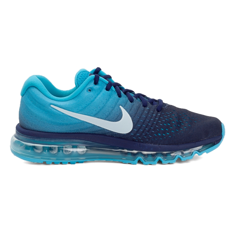 buy online 82303 c0576 Nike Air Max 2017 Hombre Para La Venta Tenis Nike Para Correr Negros Grises  Oscuro Blancos