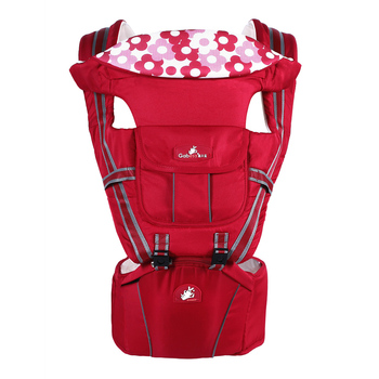 Multifunctional Baby Carrier Stool Carry Backpack Sling Strap Pouch Wrap For Newborn Prevent O-Type Legs 6 In 1 Carry Style Activity & Gear