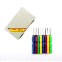 Hollow Needles Desoldering Tool Electronic Components Stainless Steel 8Pcs/Lot