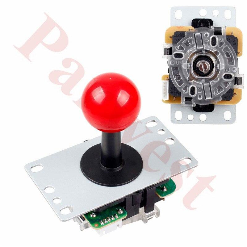 1Player Null Verzögerung USB Encoder PC Spiele Arcade Spiele DIY Teile Kit für Rapsberry Pi mit 24mm /30mm arcade sanwa Push Button