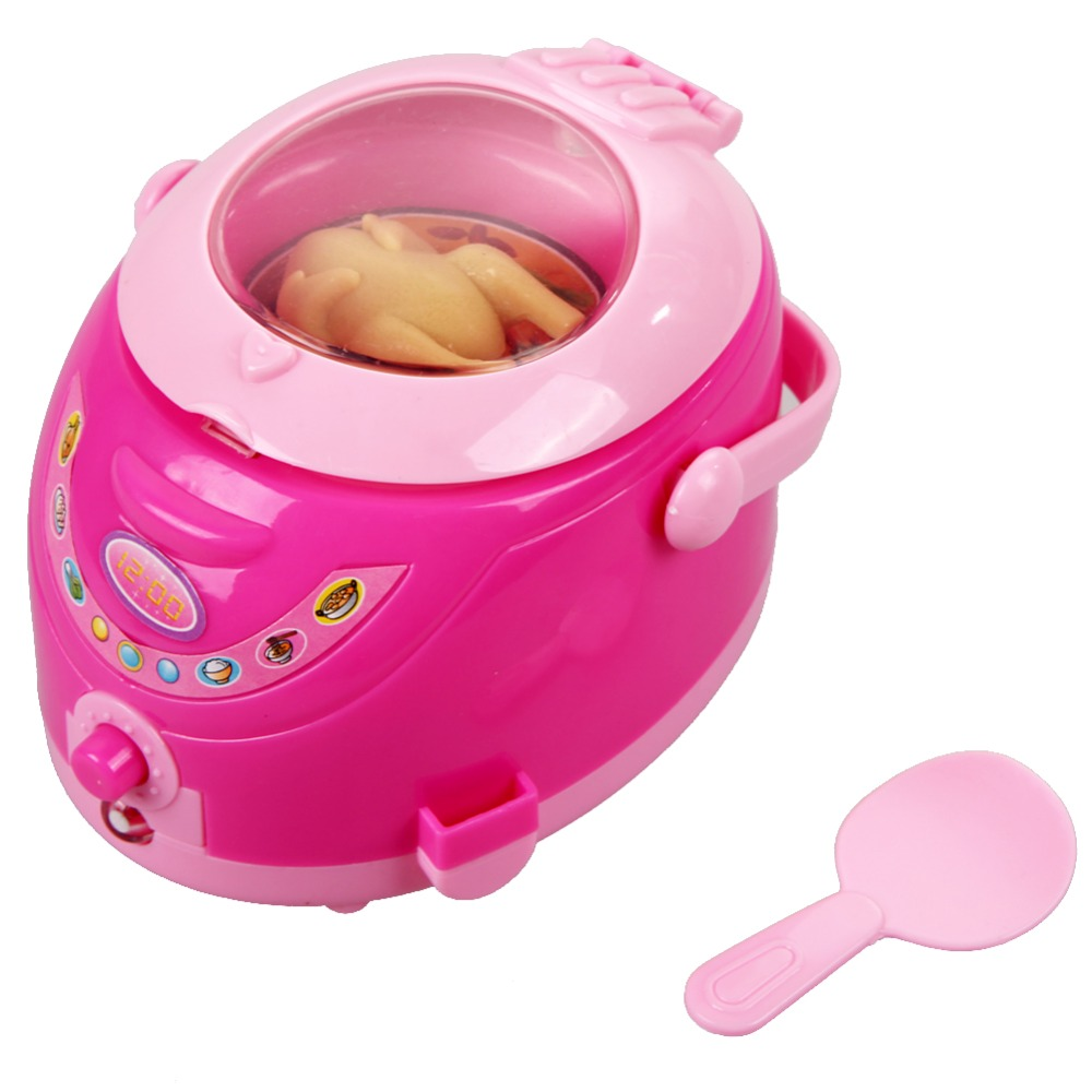 ollas arroceras toys kids plstico fingiendo funcin play nios nias juguetes regalos educaitonal cocina clsica fun