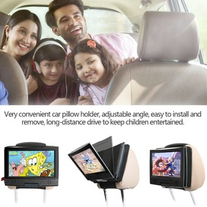 Image 5 - Portable DVD Player headrest Mount for Swivel and flip Style Portable DVD Player from 7 to 11 inch / DVD Headrest Mount Holder