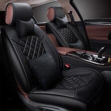 pu leather car seat cover universal auto seat cushion for fiat punto stilo uno tempra ottimo sedici changan cs35 cs75 zotye t600 Car seat cover auto seat covers for Lincoln mkc mkx mkz,chevrolet cruze captiva lacetti,zotye t600,changan cs75,mg 6 MG6,jac s5