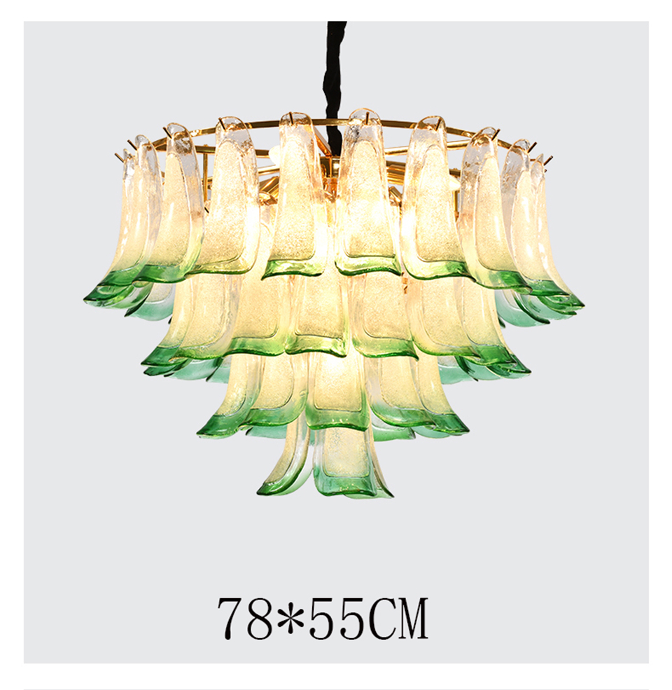 Peacock Green JAXLONG LED 8