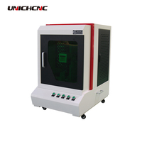 20w mopa Full Cover mini 20 watt fiber laser marking machine