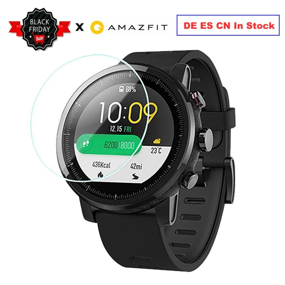 [En STOCK] Internacional Xiaomi Huami AMAZFIT Stratos GPS 5ATM inteligente impermeable reloj deportivo 2 512 MB/4 GB smartwatch para Android iOS