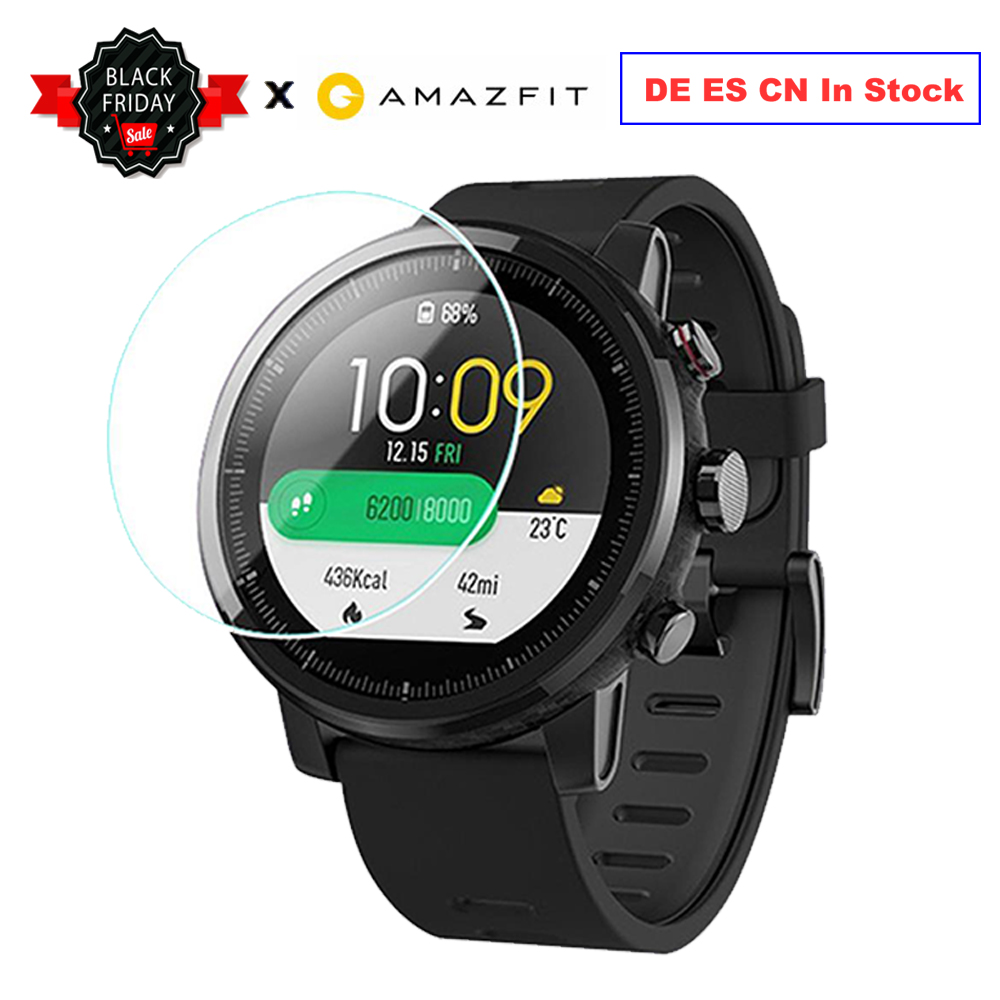 [STOCK] International Xiaomi Huami AMAZFIT Stratos GPS 5ATM Waterproof Smart Sports Watch 2 512MB/4GB Smartwatch for Android iOS