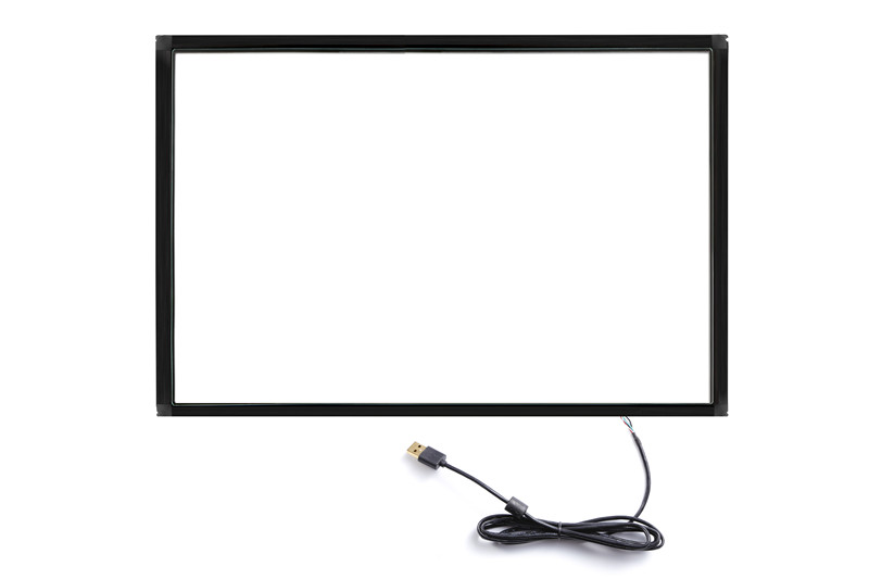 """10 Real Touch Punkte 27 """"ir Multi Touch Rahmen Screen Panel Mit Glas"""