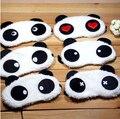 Nueva Kawaii Panda diseño gafas para dormir bien resto Eyes caliente venta de seguridad cubierta de protección MR0004