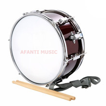 24 inch / Burgundy Afanti Music Bass Drum (BAS-1442)