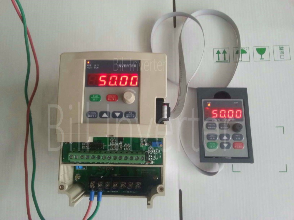 Vfd inverter free shipping coolclassic inverter 2200w for Vfd for three phase motor