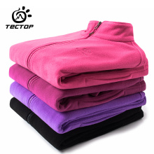 Outdoor clothing fleece polar fabric thermal cardigan windproof wear-resistant comfortable breathable autumn and winter