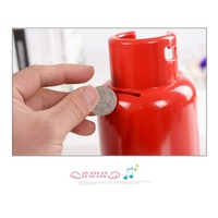 1PCS Gas Tank Money Box Money Bank Plastic Piggy Bank Money Saving Box Moneybox Xmas Gift