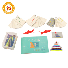 Montessori Learning Mathematics Addition and Subtraction Operation Simple Easy to Understand Childrens Teaching Aid Toys