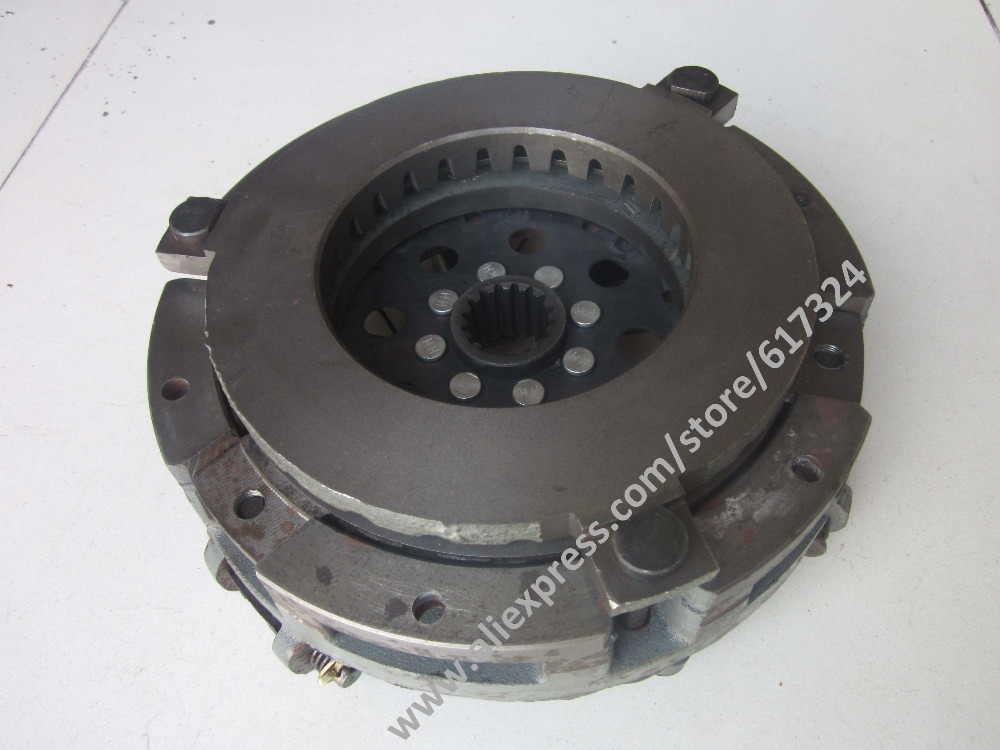 FT250.21B.011, Foton TE250 FT254 Tractor, The 8 Inches Dual Stage Clutch With PTO Disc And Release Bearing