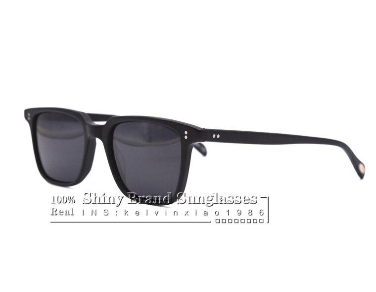 vintage eyewear Square frame NDG-1-P polarized sungs