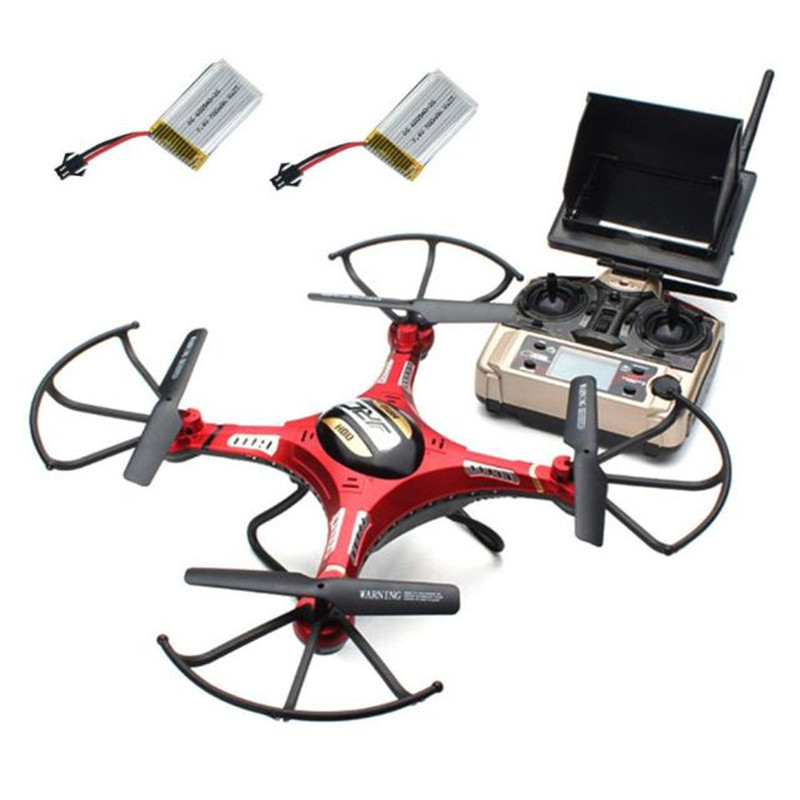Fashion RC Quadcopter JJRC H8D RC Quadcopter font b Drone b font 5 8G FPV HD
