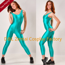 Free Shipping DHL Fashion Green Color Lycra Spandex Leotard Sexy Zentai Catsuit Size S-XXXL LZ112103