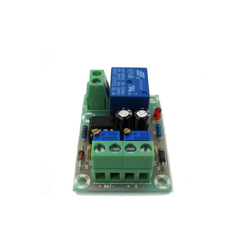 10шт 12В Автоматический Chargering батареи питания контроль Защита Релейная плата