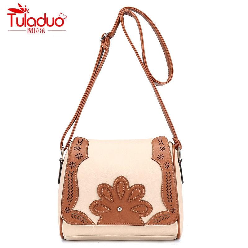Fashion Appliques Saddle Bag Women Crossbody Bags Luxury Hol
