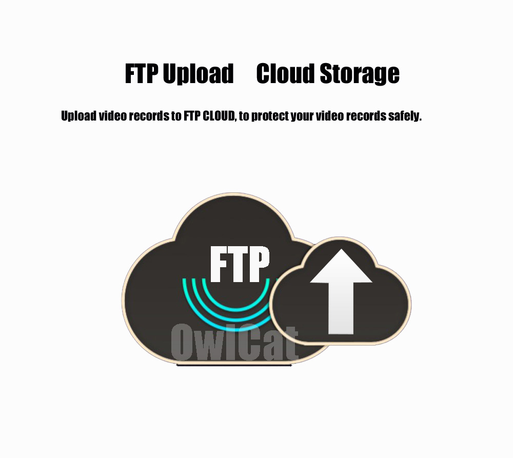 FTP cloud