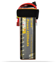 You&me 6S 4200MAH 22.2V 35C Max 70C AKKU LiPo RC Battery For  RC Car & helicopter quadcopter toys