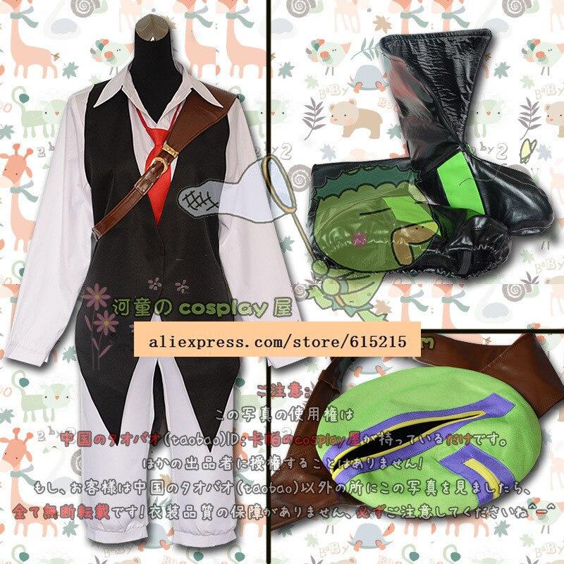 Anime The Seven Deadly Sins Meliodas Cosplay Costume Set Completo di Qualsiasi Dimensione